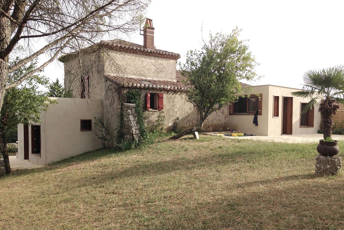 Maison à Lacapelle-Cabanac