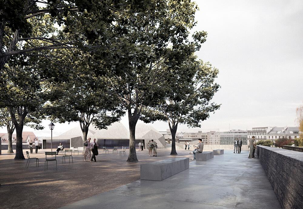 ortalli verrier_bastion st_antoine_view_public square