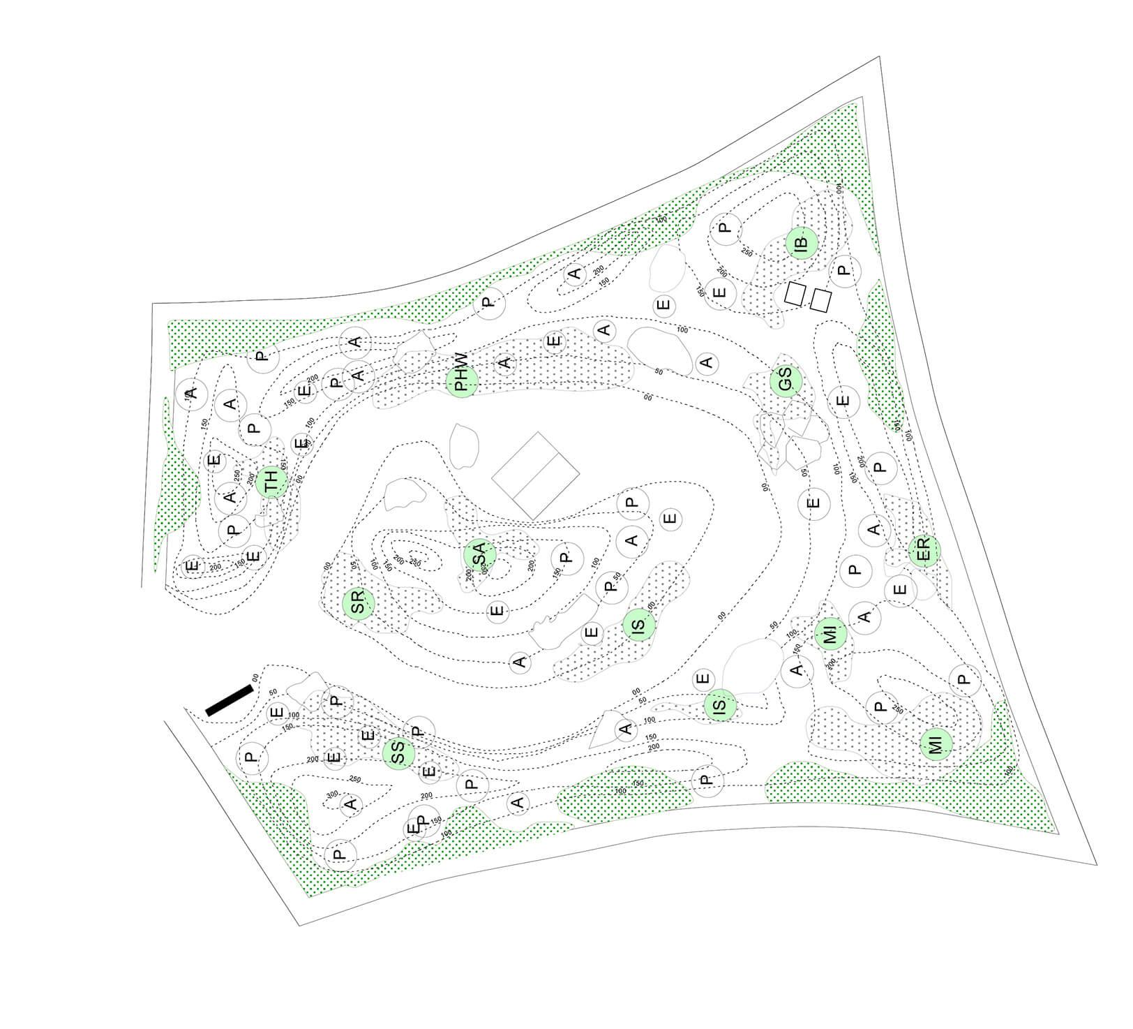Le Jardin des Merveilles, Festival des jardins de Chaumont-sur-Loire